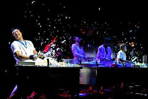 NANTAロングランヒットのノンバーバル公演を明洞で楽しむ!【ホテルから徒歩4分】