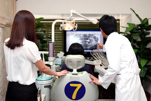 4.診察診察の内容は日本語スタッフが通訳をしてくれるので、不明な点があればその都度尋ねてください。