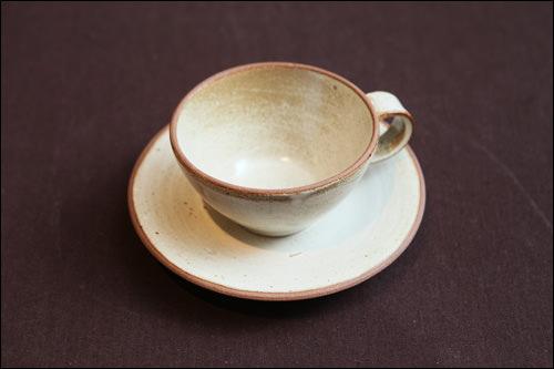 コーヒーカップセット 40,000ウォン