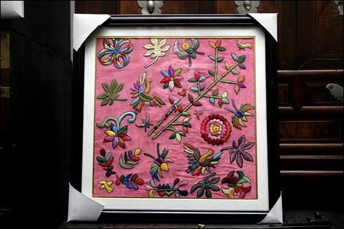 刺繍布 70,000ウォン