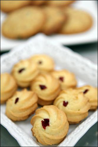 初級クラス「クッキー」の完成品