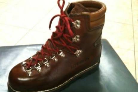 手製登山靴 Alpenglowソウル東部の天然牛革を使った登山靴店。店主は靴職人兼ヒマラヤ登頂経験のある登山家。(写真:ユーザー投稿sunkyさん)