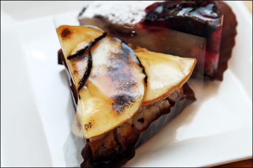 アップルパルメザンチーズケーキ