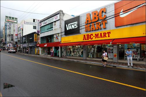 マート釜山大店※写真は以前のものです(地図番号:青3)
