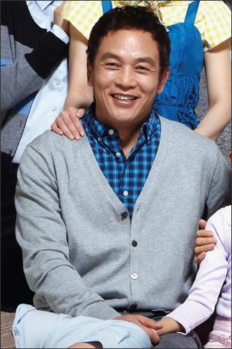 「王女の男」首陽大君役のキム・ヨンチョル