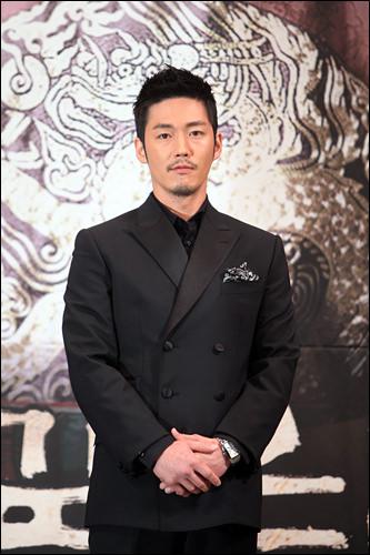 「根の深い木」カン・チェユン役のチャン・ヒョク