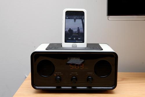 iPhone、iPod専用スピーカーiPhoneとiPodのみ接続可能なスピーカーを各部屋に設置。自分の好きな曲をかけながら、部屋でゆっくりとくつろぐのにオススメ。また充電も可能なので充電器を忘れたときにも安心です。