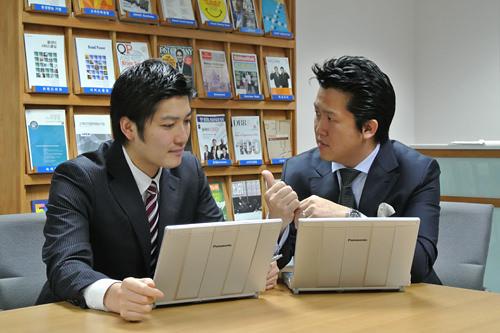 スタッフは全員日本語が堪能