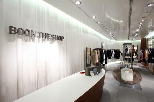 新世界百貨店オリジナル海外ブランドセレクトショップ「BOON THE SHOP」