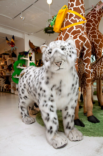 2PMのチャンソンが 購入した白豹のぬいぐるみ 580,000ウォン