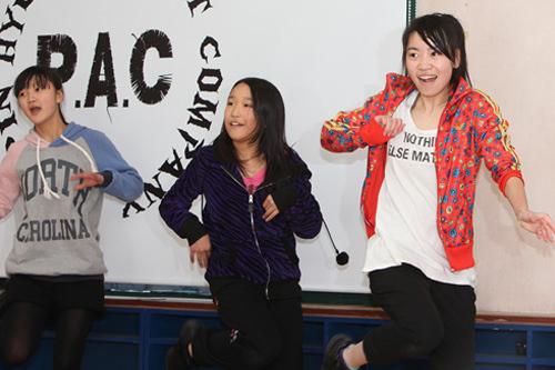 レッツ・K-POPダンス!