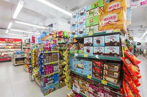 「market O(マーケット・オー)」など人気のお菓子専用ラック