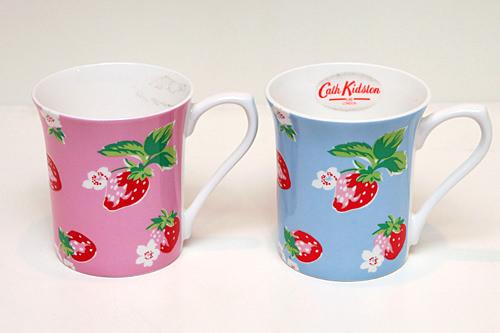 Cath Kidston マグカップ各25,000ウォン