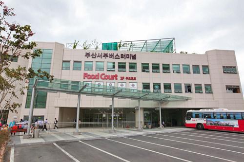 釜山西部バスターミナル(沙上) |...