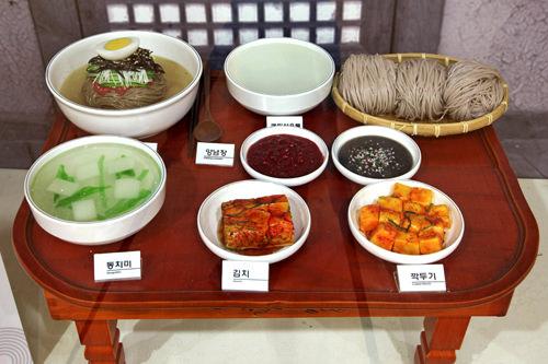 10、春川マックッス体験博物館(江原道春川市)春川(チュンチョン)名物マックッス(蕎麦冷麺)のテーマ博物館。製造体験も。