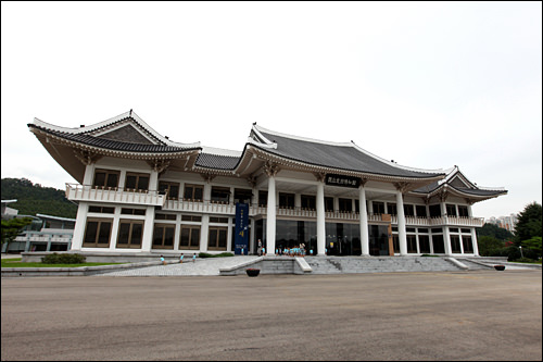 5、国立光州博物館(光州広域市北区)南西部の中心都市、光州(クァンジュ)の歴史と地域出土品を中心に展示。