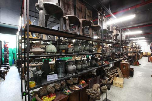 9、三炭アートマイン(江原道旌善郡)炭鉱跡を文化・芸術を楽しめる施設に改装した産業遺跡ミュージアム。