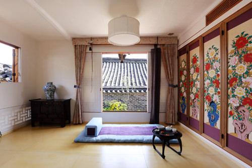 韓屋旅館「翠雲亭」も「guga」の建築