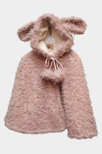 マント(Shushu Rabbit)クリーム・ベージュ 25,000ウォン