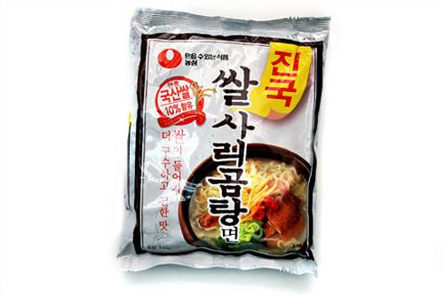 コムタン麺(農心)850ウォン 460kcal