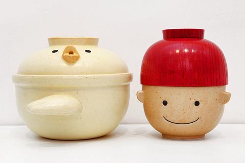 ヒヨコ鍋 49,000ウォン茶碗、お椀セット 22,000ウォン