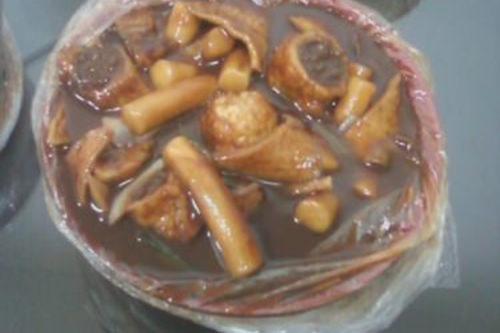 元祖チャジャントッポッキまた食べたい~となる味ですねみつぴっぴさん