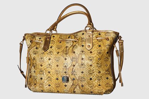 Armour ハンドバッグ ゴールド995,000ウォン