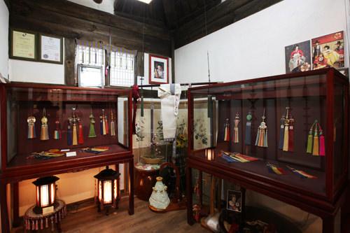 展示品スペース