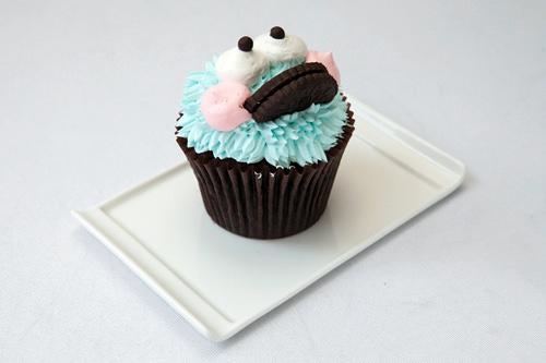 お店の看板ケーキ ミント 4,300ウォン