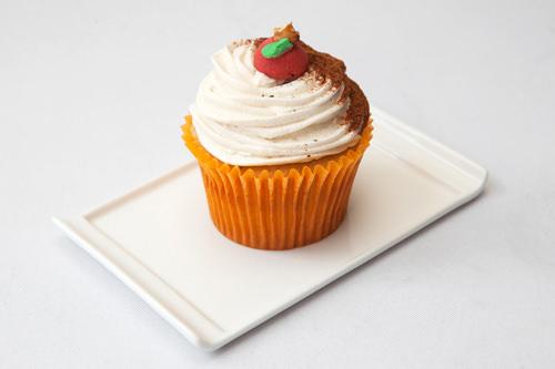 ノーマルなカップケーキもアップルシナモン 5,000ウォン