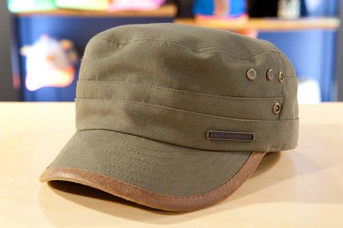 韓国で流行中の「軍人帽子」JILL BY JILLSTUART 45,000ウォン