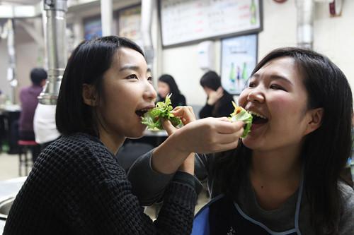 現地の友達ができるから韓国文化の理解度アップ!