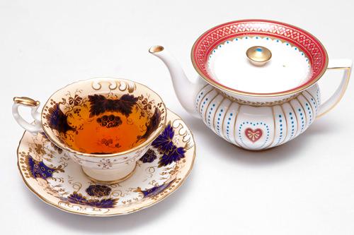 紅茶(ホットのみ) 1人用ポット 6,000ウォン