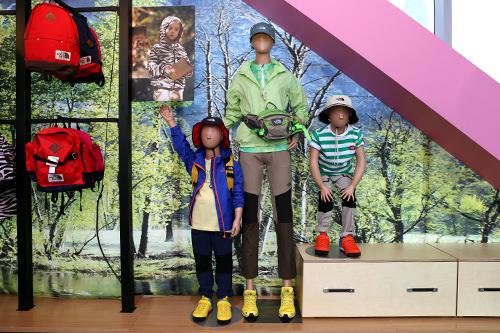 登山やキャンプなど韓国はアウトドアブーム