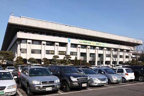 仁川広域市庁舎 (地図番号:赤7)