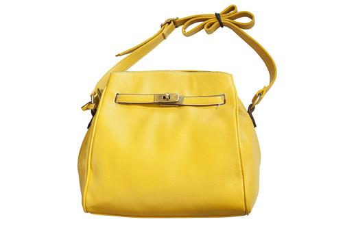 ラッキーアイテムイエローのカバン・財布例えば?ファッションのポイントに!キャリアウーマンに支持されるブランド「2ME」イエローバッグ