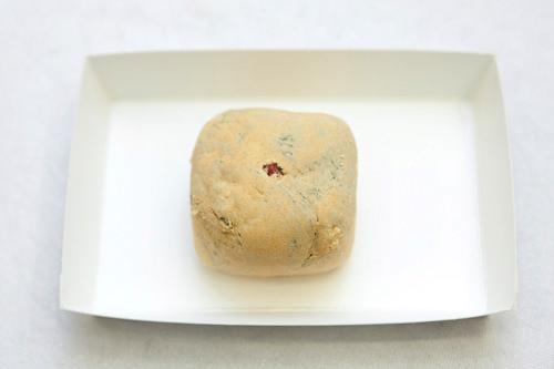 餡子、クルミ、柚子入り大福オジェンイ 2,000ウォン