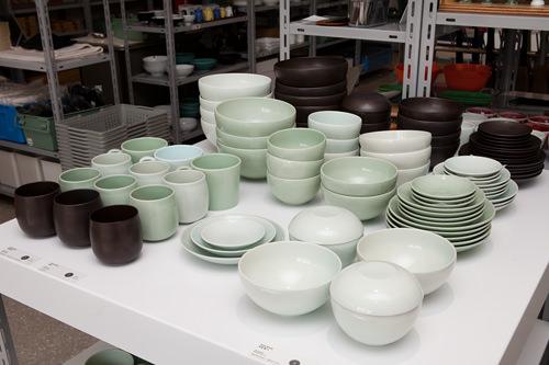 美しい韓国陶磁器ブランド食器類Kwangjuyo(京畿道)14,000~26,000ウォン