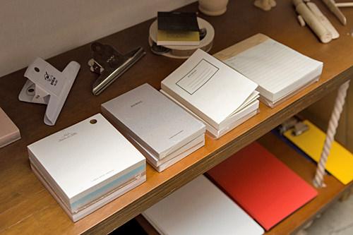 使い勝手のいいメモ帳5,500~6,500ウォン
