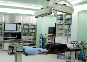 地下2階 手術室