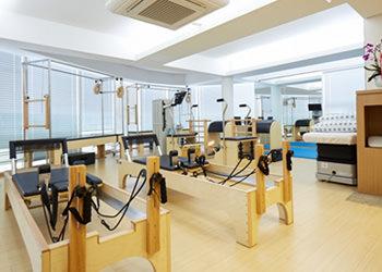 別館4階 運動徒手治療センター