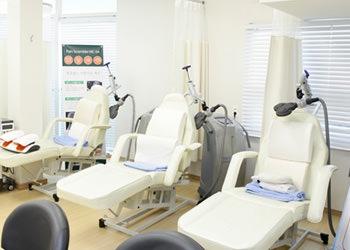 別館5階 疼痛治療センター
