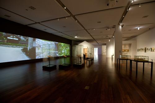 こちらの特別展は2014年10月から2015年3月まで開催予定