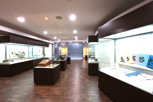 韓紙テーマパーク・歴史資料館
