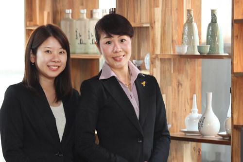 左:太田恵美さん、右:村岡ゆかりさん