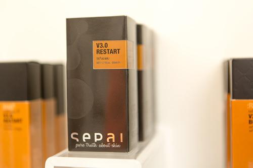 アンジェリーナ・ジョリーをはじめ多くのトップ女優が使用し話題の「Sepai」。肌タイプや悩みに合わせたスキンケア商品が充実したブランドです。