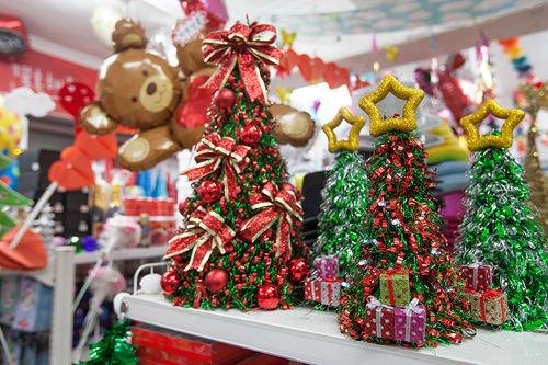 クリスマスツリー 4,000~100,000ウォン