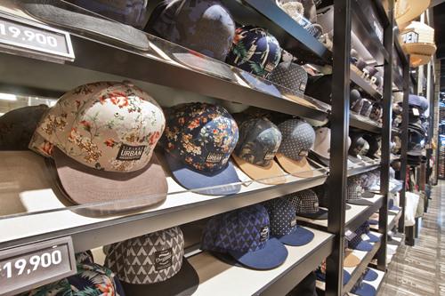 帽子10,000~20,000ウォン