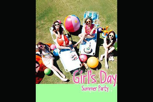 Girl's Day「Dariing」