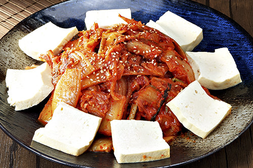 豆腐キムチ 17,000ウォン